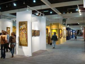 2012 LA Art Fair, photo by Barbara J Carter