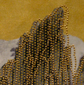 Hyun-Jae Chang painting (detail)