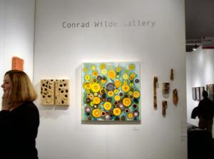 Conrad Wilde Gallery at 2012 Los Angeles Affordable Art Fair