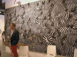 Zebras by Federico Uribe