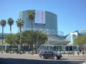 LA Convention Center (exterior)